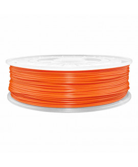 3D Filament ABS Bright Red Orange