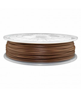 3D Filament PLA Brown Grey