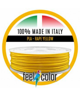 3D Filament PLA Rape Yellow 1