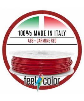 3D Filament ABS Carmine Red
