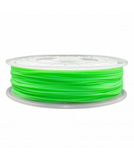 3D Filament PLA Light Green Fluorescent