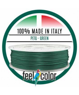 3D Filament PETG Green 700g 1.75mm