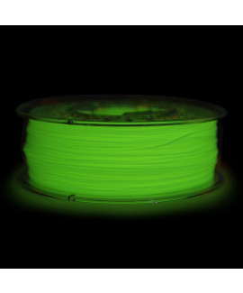 Filo Stampante 3D PLA Glow in the Dark