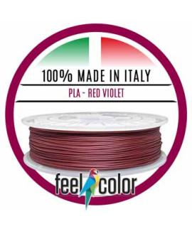 Filo Stampante 3D PLA Viola Rosso