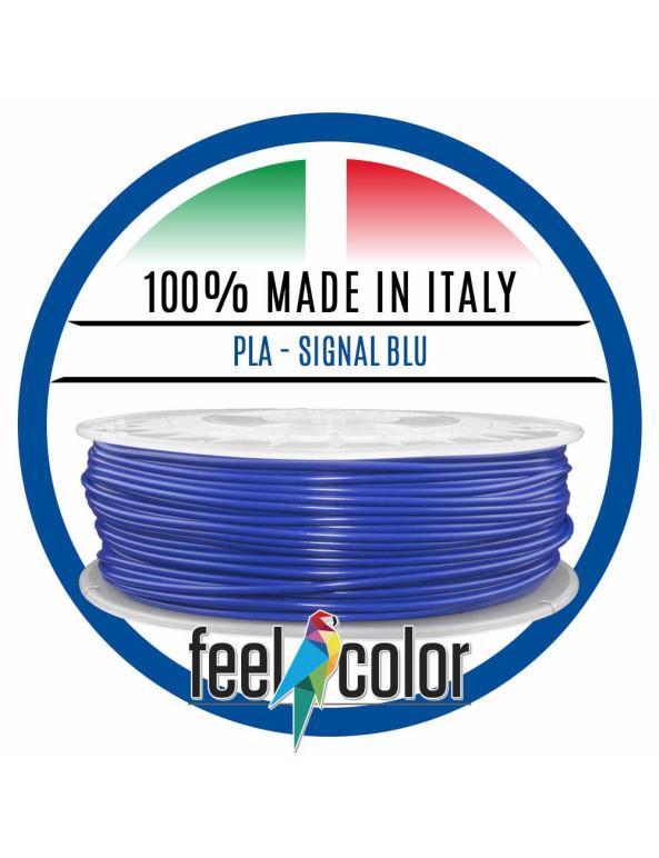 Filo Stampante 3D PLA Blu Segnale image