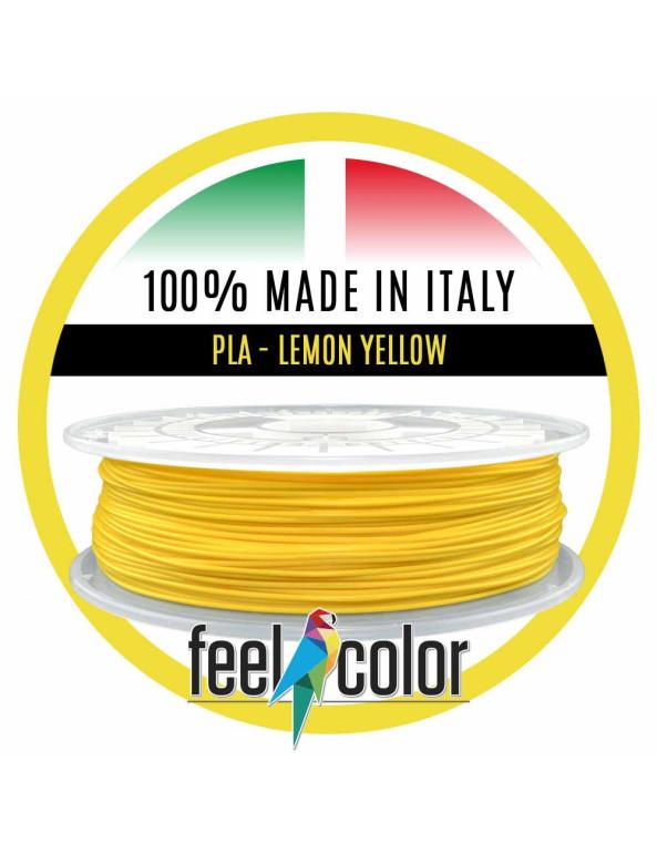 Filo Stampante 3D PLA Giallo Limone image