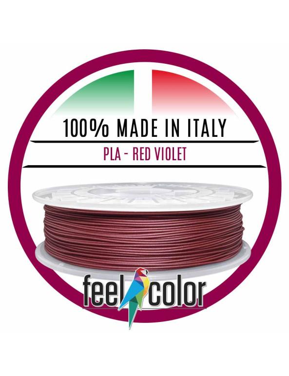 Filo Stampante 3D PLA Viola Rosso image