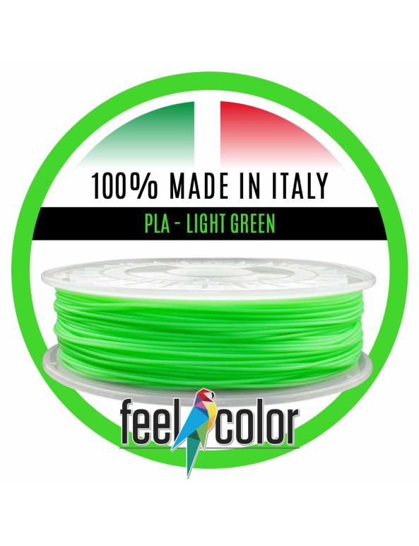 Filo Stampante 3D PLA Verde Chiaro image