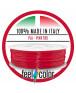Filo Stampante 3D PLA Rosso Rosa image