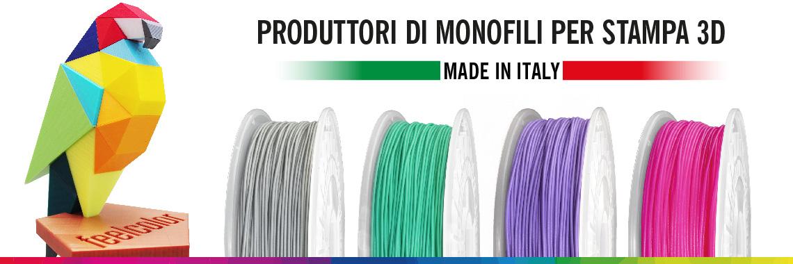 Feel-Color filamenti per stampanti 3D
